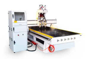 a 3 spindle cnc