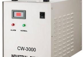 laser water-cooled chiller