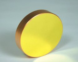 silicon laser reflector mirror