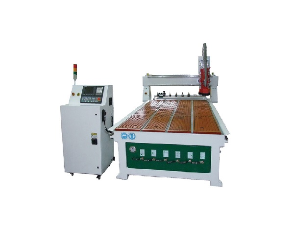 ATC 1325 CNC Router with automatic tool changer